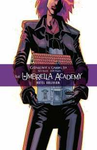 Umbrella Academy 3: Hotel Oblivion - Das Cover