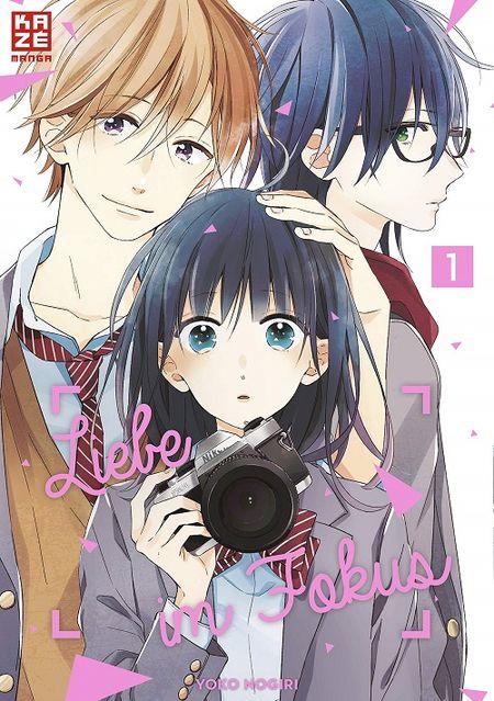 Liebe im Fokus 1 - Das Cover