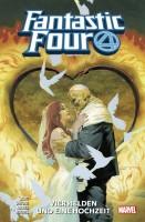 Fantastic Four 2: Vier Helden und eine Hochzeit - Das Cover
