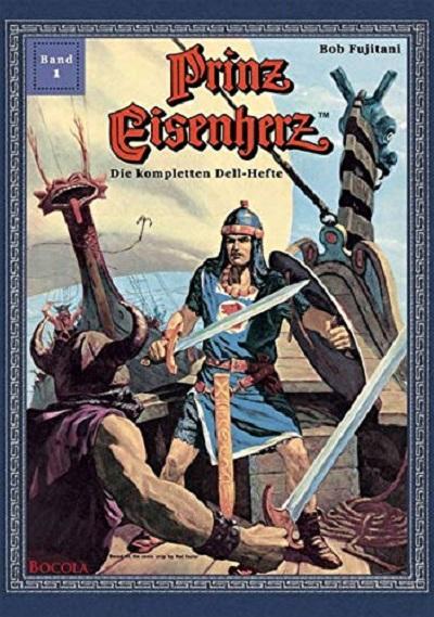 Prinz Eisenherz – Die kompletten Dell-Hefte 1 - Das Cover