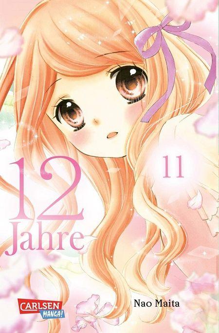 12 Jahre 11 - Das Cover