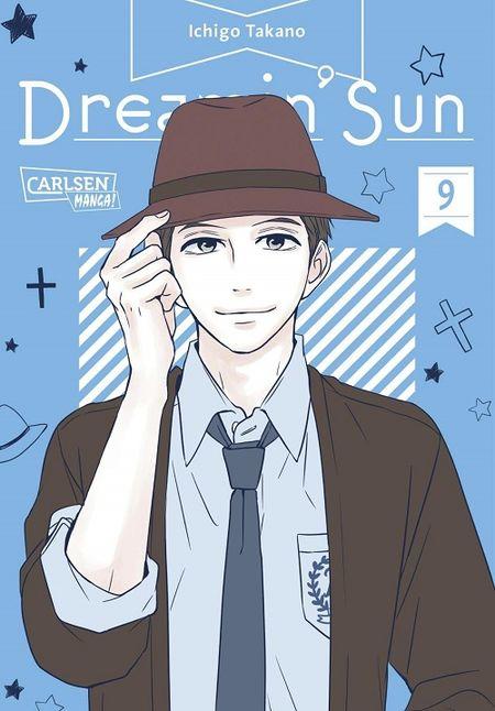 Dreamin' Sun 9 - Das Cover