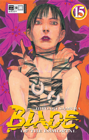 Blade of the Immortal 15 - Das Cover