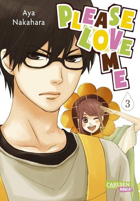 Please love me 3 - Das Cover