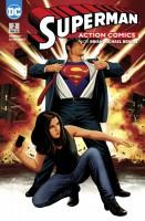 Superman Action Comics 2: Leviathan erwacht - Das Cover
