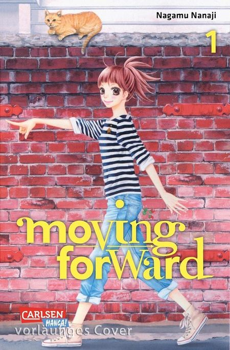 moving forward 1 - Das Cover