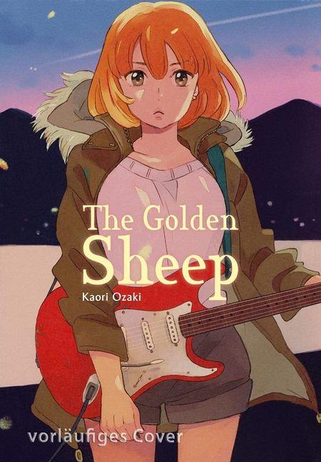 The golden Sheep 1 - Das Cover