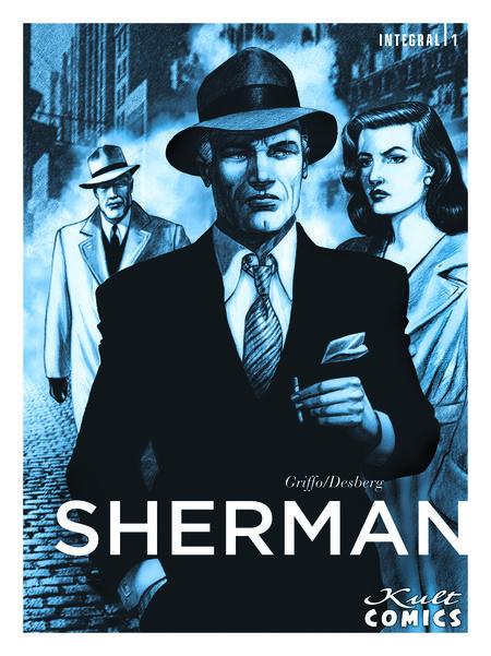 Sherman – Integral 1 - Das Cover