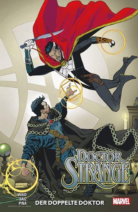 Doctor Strange 2: Der doppelte Doktor - Das Cover