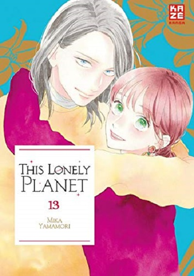 This lonely Planet 13 - Das Cover
