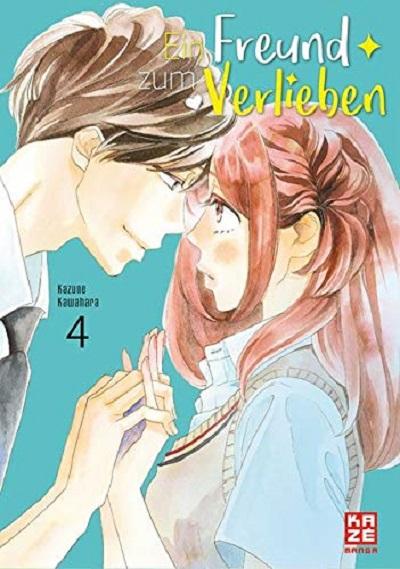 Ein Freund zum Verlieben 4 - Das Cover