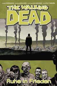 The Walking Dead 32: Ruhe in Frieden - Das Cover
