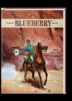 Blueberry - Collector`s Edition 1 - Das Cover