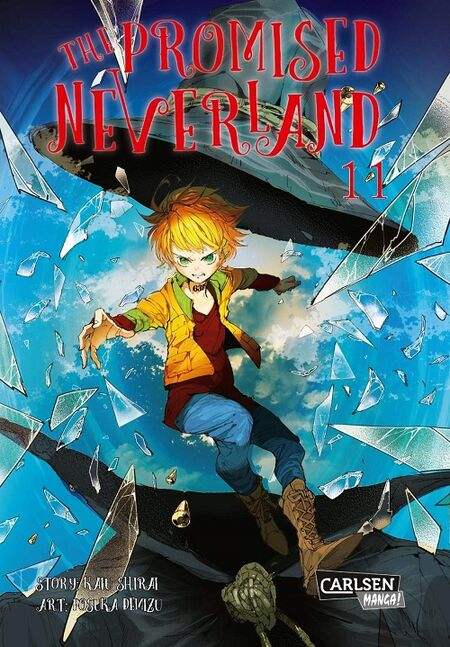 The Promised Neverland 11 - Das Cover