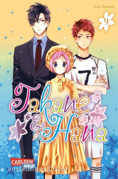 Takane & Hana 9 - Das Cover