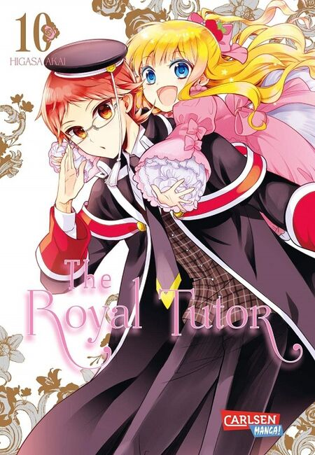 The Royal Tutor 10 - Das Cover