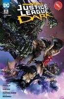 Justice League Dark 2: Die Herren der Ordnung - Das Cover