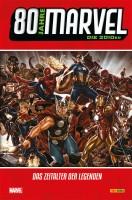 80 Jahre Marvel: Die 2010er -Das Zeitalter der Legenden - Das Cover
