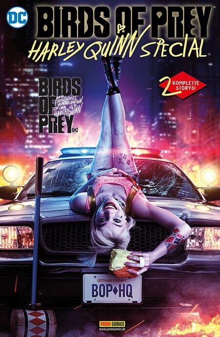 Birds of Prey: Harley Quinn Special - Das Cover