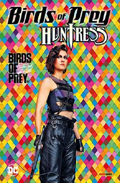 Birds of Prey: Huntress - Das Cover
