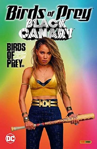 Birds of Prey – Black Canary - Das Cover