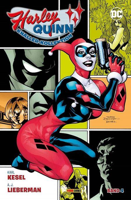 Harley Quinn Knaller-Kollektion 4 - Das Cover