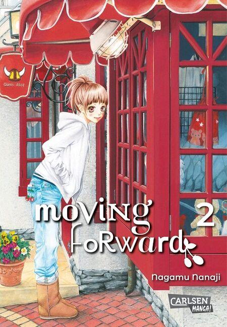 moving forward 2 - Das Cover