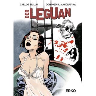 Der Leguan - Das Cover