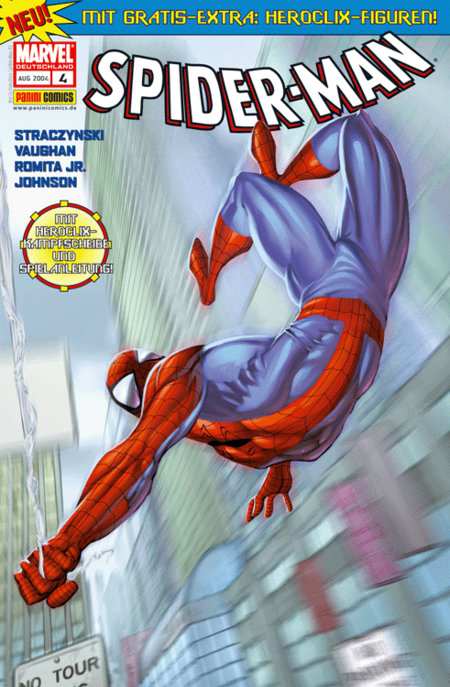 Spider-Man 4 - Das Cover