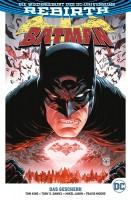 Batman 6: Das Geschenk - Das Cover