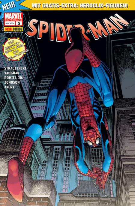 Spider-Man 5 - Das Cover