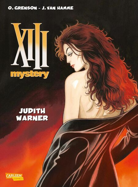 XIII Mystery 13 - Das Cover