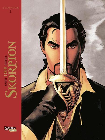 Der Skorpion – Gesamtausgabe 1 - Das Cover