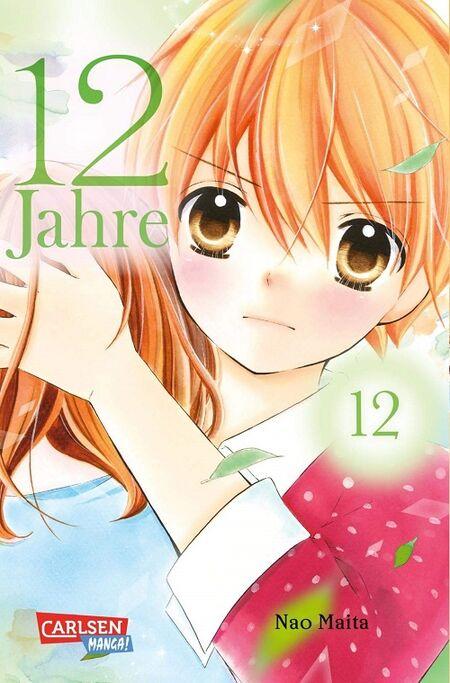 12 Jahre 12 - Das Cover