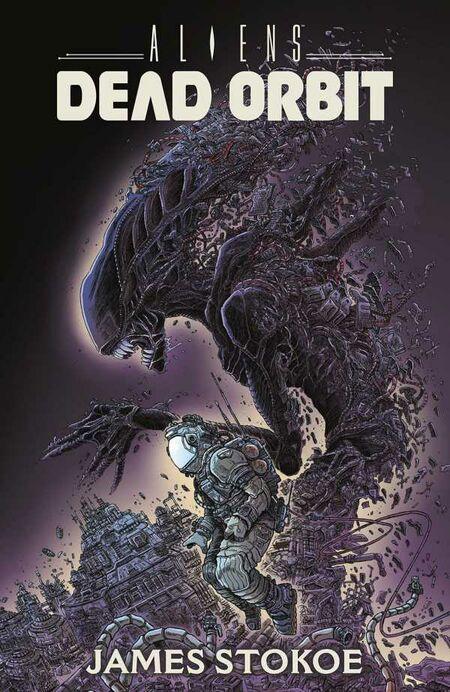 Aliens – Dead Orbit - Das Cover