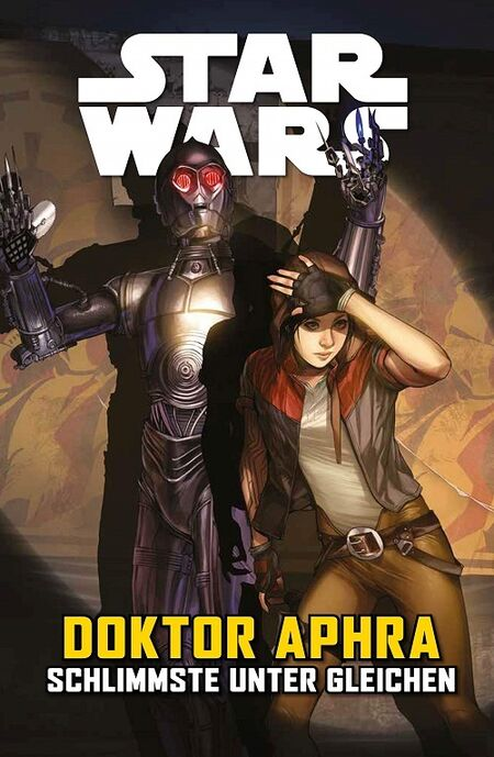 Star Wars – Doctor Aphra: Schlimmste unter Gleichen - Das Cover