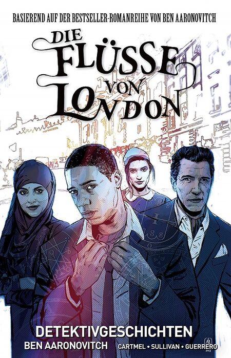 Die Flüsse von London 4: Detektivgeschichten  - Das Cover