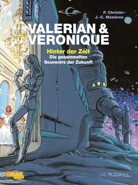 Valerian und Veronique : Hinter der Zeit  - Das Cover