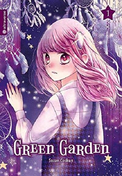 Green Garden 1 - Das Cover