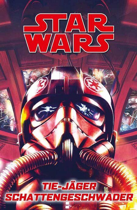 Star Wars: Tie-Jäger – Schattengeschwader - Das Cover