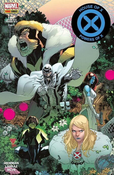 House of X & Powers of X 2 - Das Cover