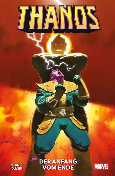 Thanos – Der Anfang vom Ende  - Das Cover