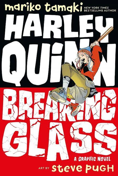 Harley Quinn: Breaking Glass – Jetzt kracht's! - Das Cover