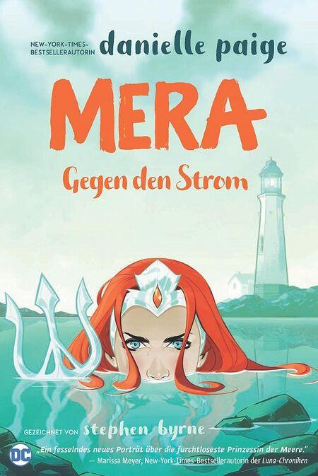 Mera – Gegen den Strom  - Das Cover