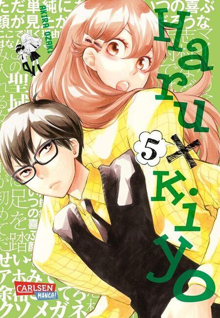 Haru x Kiyo 5 - Das Cover