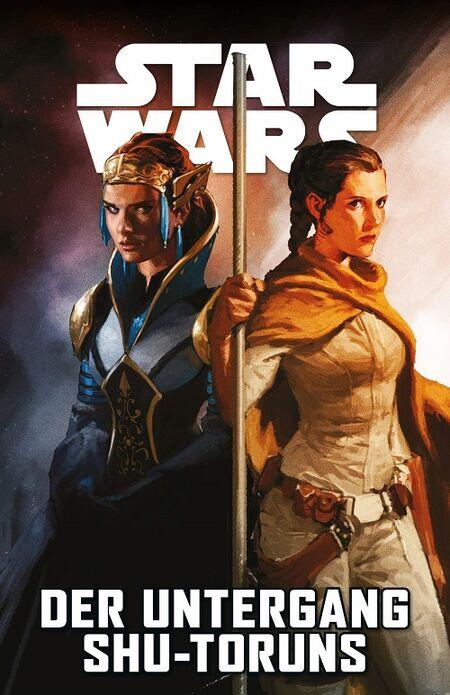 Star Wars: Der Untergang Shu-Toruns - Das Cover