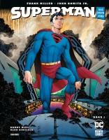 Superman: Das erste Jahr 1 - Das Cover