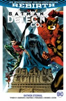 Batman Detective Comics 7: Batmen Eternal - Das Cover