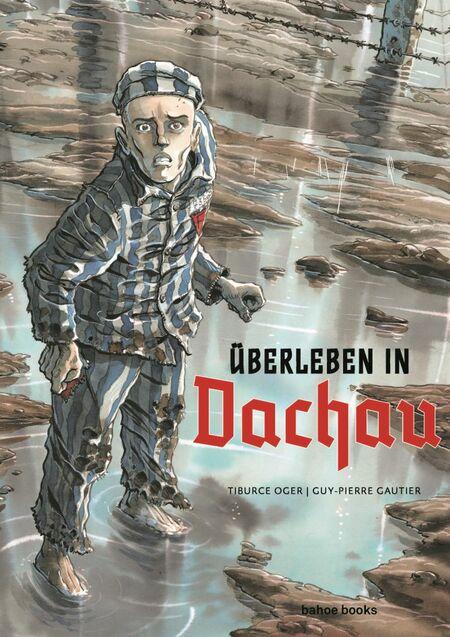 Überleben in Dachau - Das Cover