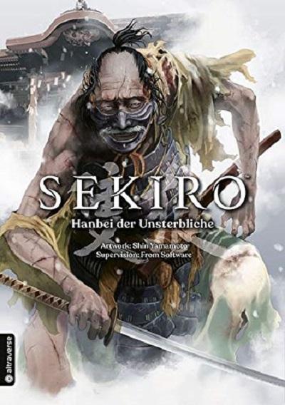 Sekiro – Hanbei der Unsterbliche - Das Cover